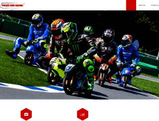pocket-bike-racing.com.au screenshot
