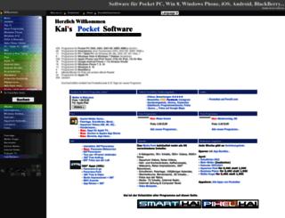 pocketkai.com screenshot
