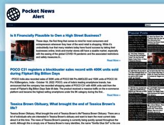 pocketnewsalert.blogspot.in screenshot