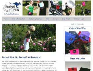 pocketplus.cameoez.com screenshot