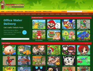 pockygames.com screenshot