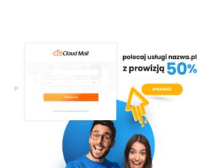 poczta.marki.net.pl screenshot