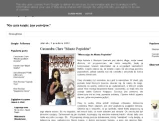 poczytajmy-razem.blogspot.fr screenshot