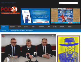 pod24.info screenshot