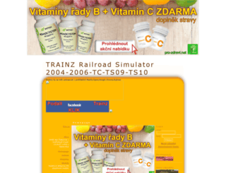 podall-trainz.wgz.cz screenshot