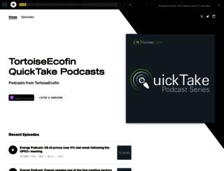 podcasts.tortoiseadvisors.com screenshot