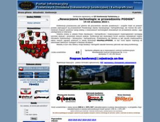 podgik.pl screenshot
