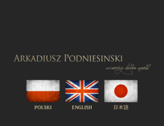 podniesinski.pl screenshot