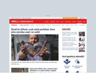 podnikani.idnes.cz screenshot