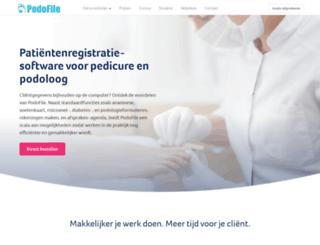 podofile.com screenshot