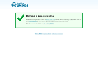 podpora.dgx.cz screenshot