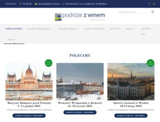 podrozezwinem.pl screenshot