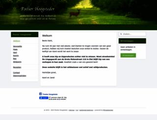 poelierhoogsteder.nl screenshot