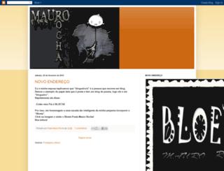 poetamaurorocha.blogspot.com screenshot