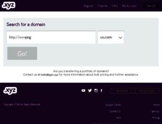 pog.us.com screenshot