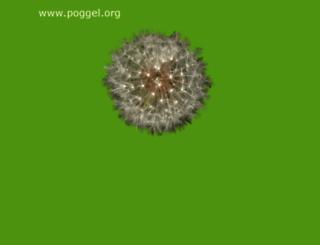 poggel.org screenshot