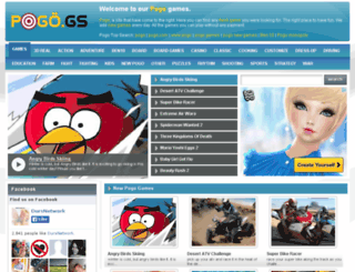 pogo.gs screenshot