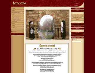 pogrebneusluge.com screenshot