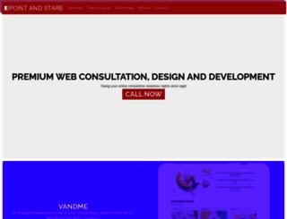 pointandstare.com screenshot