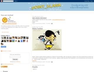 pointblank2006.blogspot.com screenshot