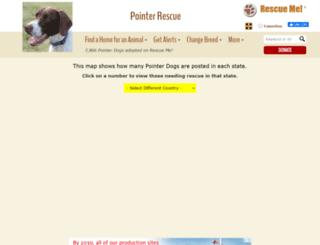pointer.rescueme.org screenshot