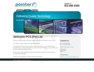 pointers.co.za screenshot