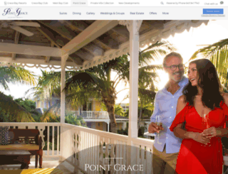 pointgrace.com screenshot
