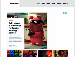 pointmmo.com screenshot