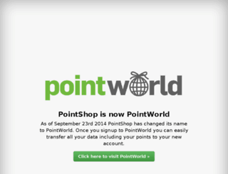 pointshop.it screenshot