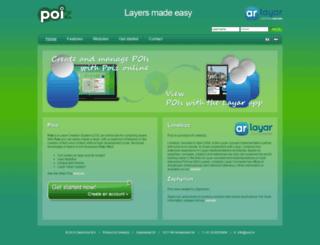 poiz.nl screenshot