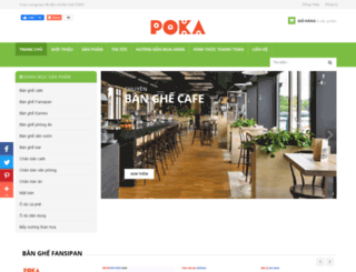 poka.vn screenshot