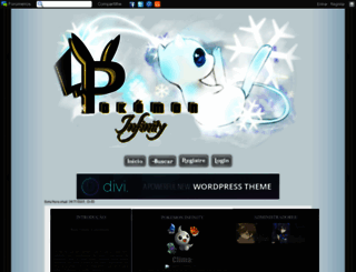pokemon-infinity.forumeiros.com screenshot