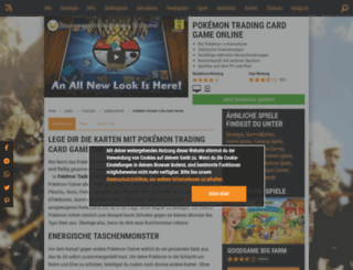 pokemon.browsergames.de screenshot