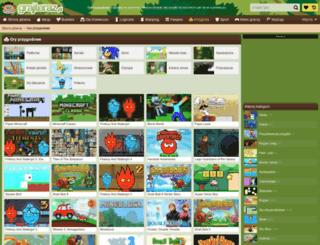 pokemon.grajteraz.pl screenshot