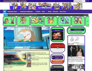 pokemonlaserie.blogspot.cl screenshot