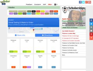 pokevolver.com screenshot