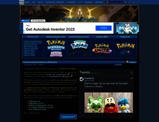 pokexperto.net screenshot