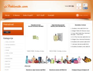 poklonite.com screenshot