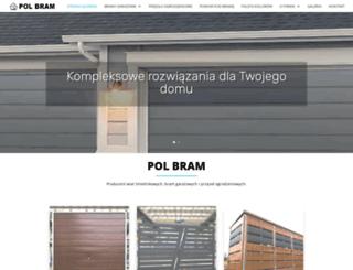 pol-bram.pl screenshot