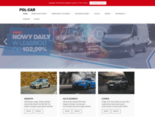 pol-car.pl screenshot
