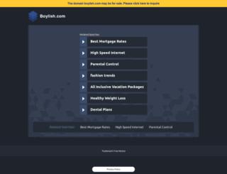 polaczenie.boylish.com screenshot