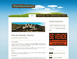 poladesomiedo.com screenshot