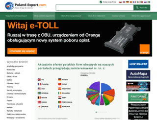 poland-export.pl screenshot