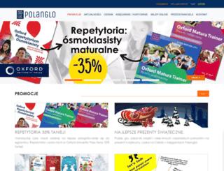 polanglo.pl screenshot