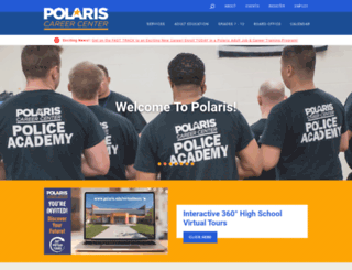 polaris.edu screenshot