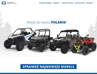 polariscenter.pl screenshot