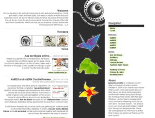 polarisedkids.com screenshot