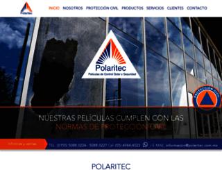 polaritec.com.mx screenshot