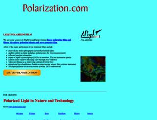 polarization.com screenshot