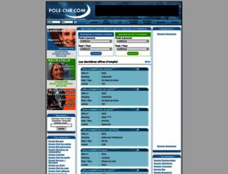 pole-chr.com screenshot